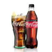 Coca-Cola Zero Azúcar botella 500ml