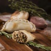 Empanada de carne ecológica