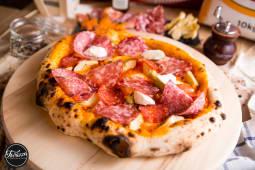 Pizza clasica romana