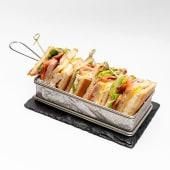 Клаб сендвіч з куркою