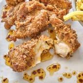 Pollo Crunchy + 1 side