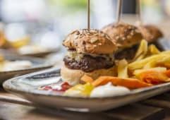 Mini hamburguesita inglesa (ud.)