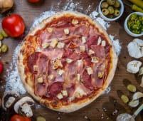 Pizza Quattro carne