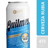Cerveza Quilmes (473 cc.)