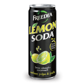Lemon soda 33 cl