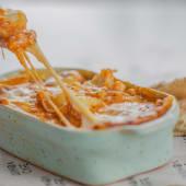 Lasagna artesanal de carne (4-6 porciones)