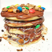 Pancake la beauty