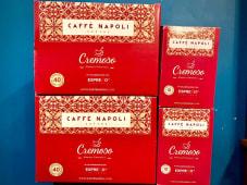 """100 Capsule Caffè Napoli """"Cremoso"""" compatibili Nespresso"""