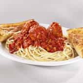Brooklyn spaghetti & meatballs