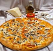 Pizza funghi Ø33cm