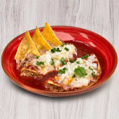Enchiladas Michoacana