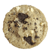 Galleta cookie and cream XL
