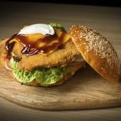 Hamburguesa Special Chicken