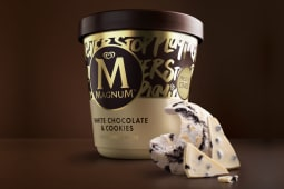 Tarrina Magnum Chocolate Blanco & Cookies (440ml)