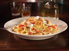 Cajun shrimp & chicken pasta 410g