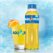 Aquarius naranja (500 cl.)