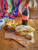Chrunchy Box + Coca Cola