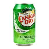 Напій Canada Dry Ginger Ale (330мл)