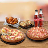 Hut Mediano Pan Pizza
