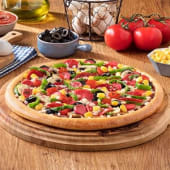 Bol Bol Pizza (Büyük)