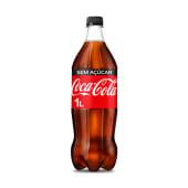 Coca-Cola Sem Açúcar 1L