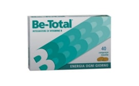 Be-Total Plus 40 compresse
