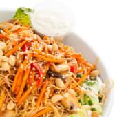 Phuket noodle salad de langostinos