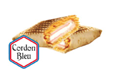 Tacos Cordon Blue