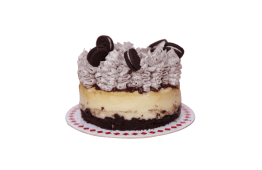 MiniMaria cheesecake oreo