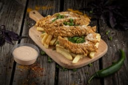Chick'n'Chips