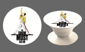 """""""Show must go on"""""""