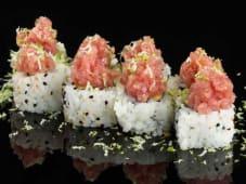 Uramaki Spicy Tuna Speciale