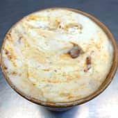 Helado Coco con Dulce de Leche (500 ml.)