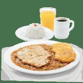 Desayuno manaba