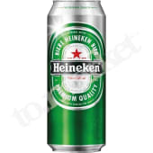 BIRRA HEINEKEN LATTINA CL.50