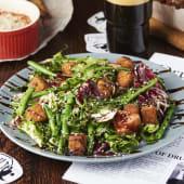 Салат зі смаженою бринзою (260г)