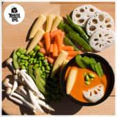 Chrupiące warzywa