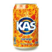 Aquarade naranja en lata (33 cl.)