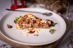 Торт Швейцарський горіховий (150г)
