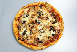 Pizza Picantisima medie