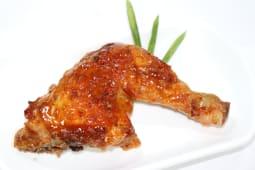 Курица запеченная в духовке (без гарнира) (1 шт.)