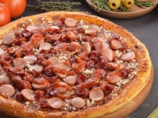 М'ясна Піца Барбекю (400г/30см)