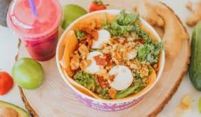 Ensalada Quinoa Salad