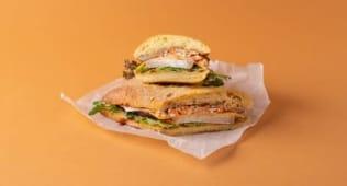 Drpano pile Baget sendvič