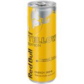 Redbull yellow