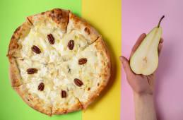 Піца  Pera e Pecan (480г)