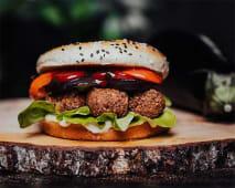 Humfalafel Burger