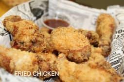 Fried Chicken (5 Unidades)