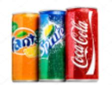 Coca-cola (0,33л)