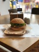 Бургер зі свининою (401г)